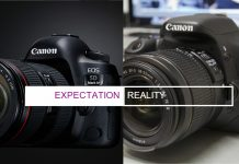 DSLR EXPECTATION AND REALITY