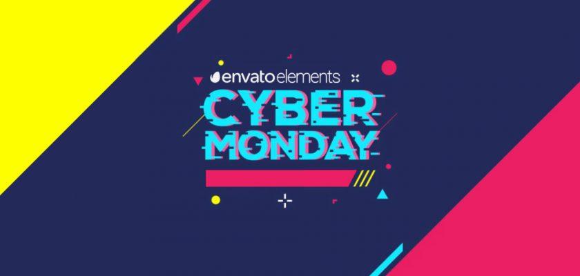 Envato Elements Cyber Monday Sale cover