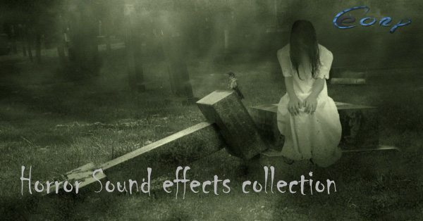 Horror Sound Effects Pack cover