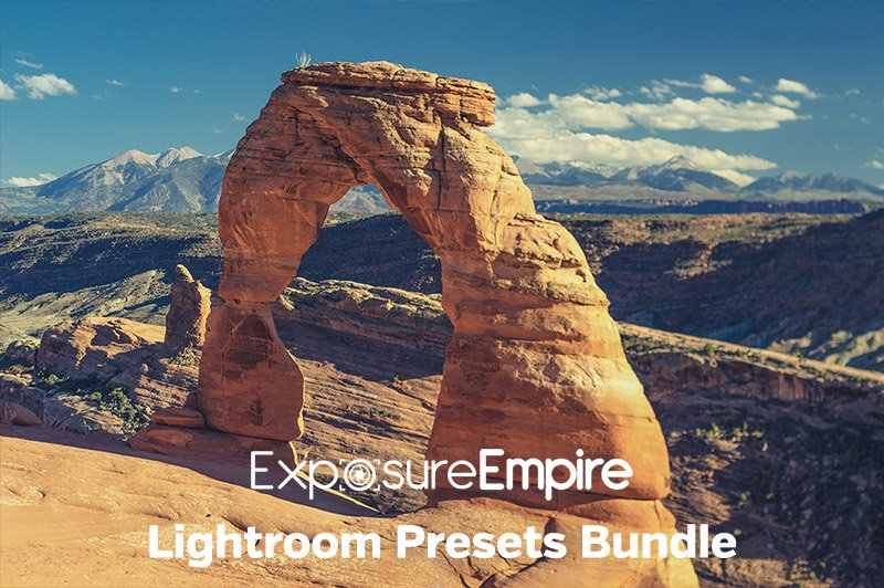 Lightroom Presets For Portraits & Landscapes