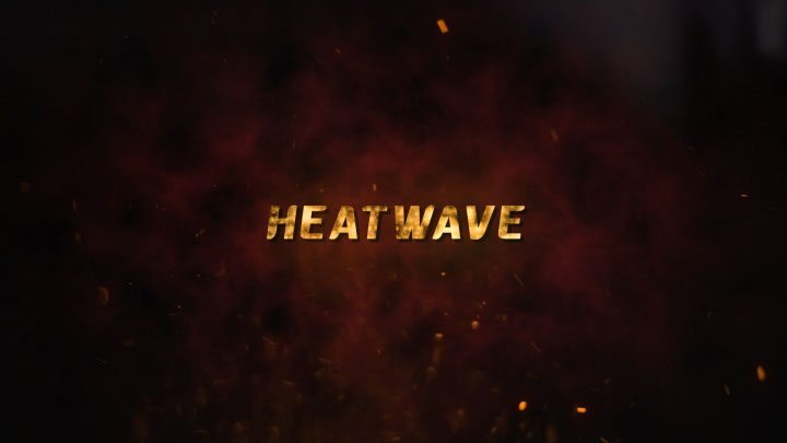 Heatwave Free After Effects Template