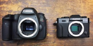 Mirrorless & DSLR Cameras: Differences and Myths