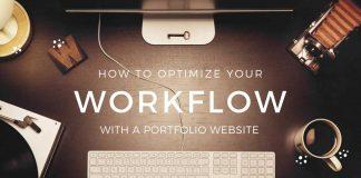 Optmize workflow with portfolio website-2