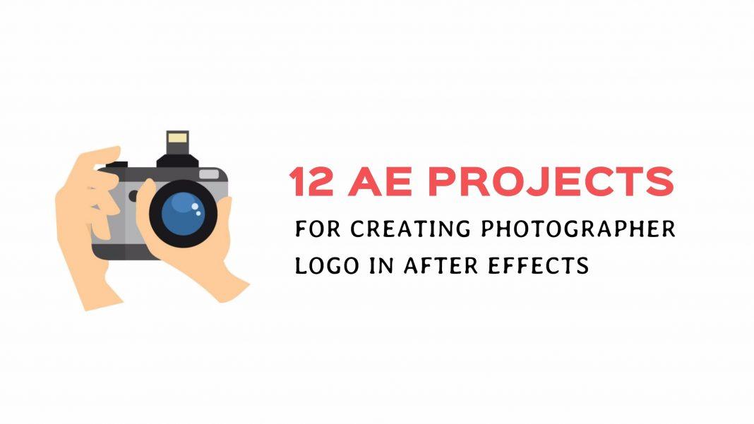 Photographer logo cover