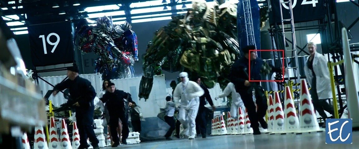 Rotoscoping Errors in Transformers Age of Extinction