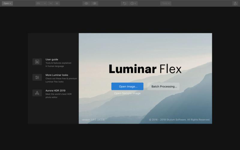 Luminar Flex