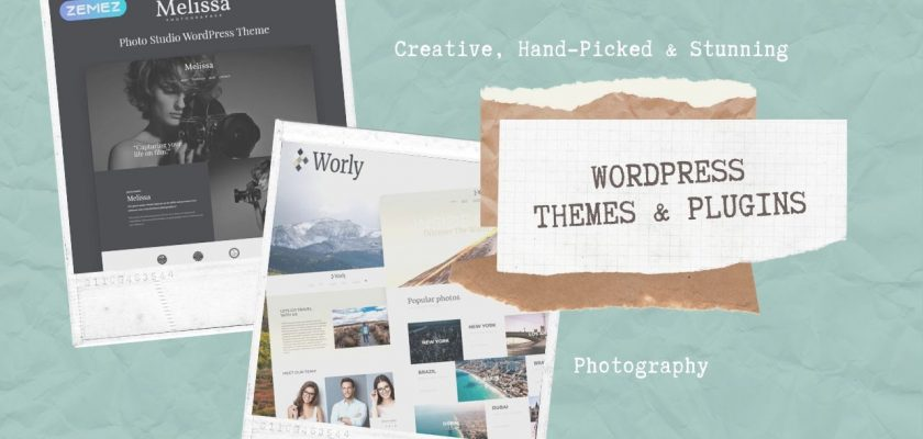 Wordpress photography themes and plugins cover 3