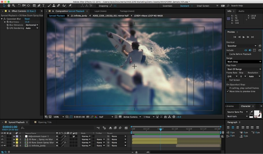 After Effects CC 2015.3 Update
