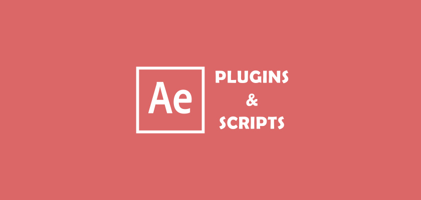 After Effects plugins and scripts