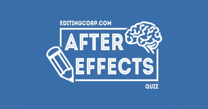after effects quiz
