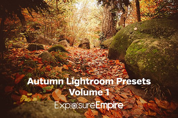 Autumn Lightroom Presets Vol 1