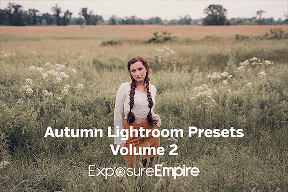 Autumn Lightroom Presets Vol 2