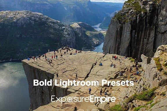 Bold Lightroom Presets