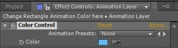 color control 1