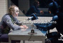 color grading breakdowns