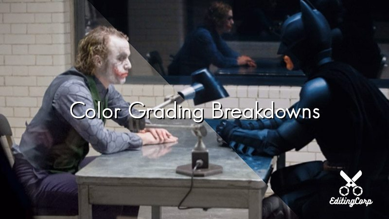 Color Grading Breakdowns of Hollywood Movies