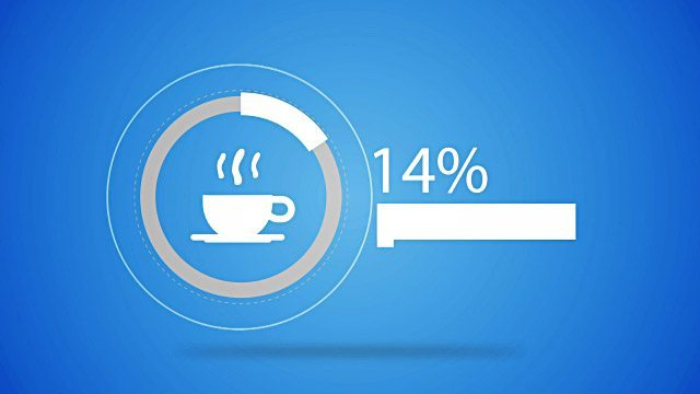 Create Percentage Counter in After Effects