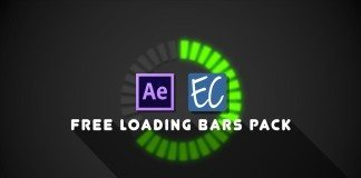 Free Loading Bars Pack for After Effects