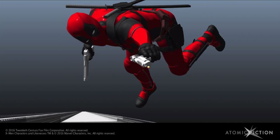 deadpool vfx breakdown
