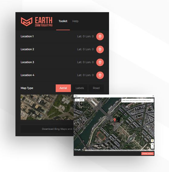 Earth Zoom Toolkit Pro - The Easiest Way To Create Earth Zoom Effect