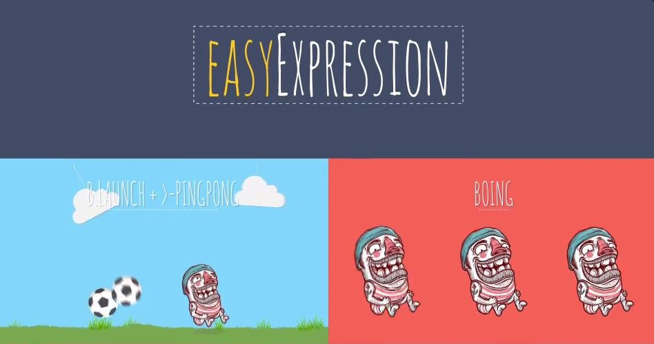 Easy Expressions After Effects