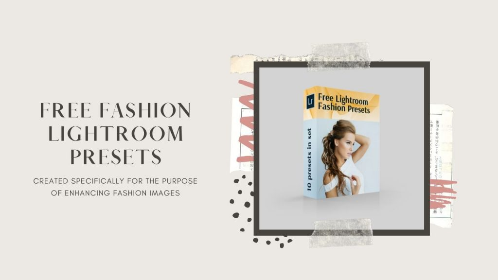 lightroom presets fashion