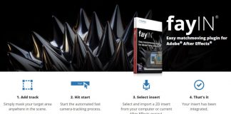 fayin plugin for after effects