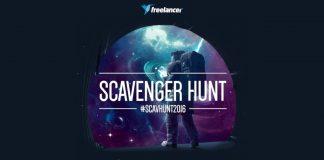 freelancer scavenger hunt 2016