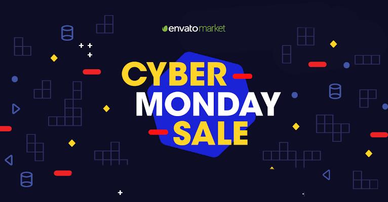 Envato cyber monday sale 2019