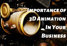 importance of 3d animation in your business