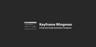 keyframe wingman