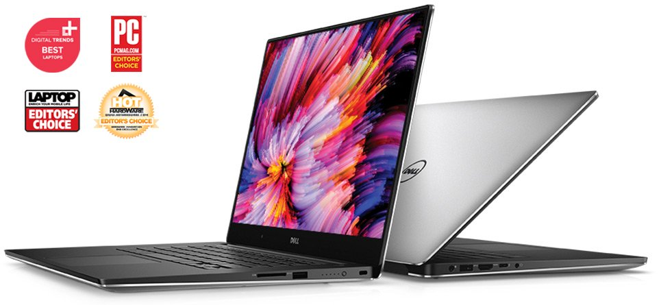 Dell XPS 15 XPS9560-7001SLV-PUS