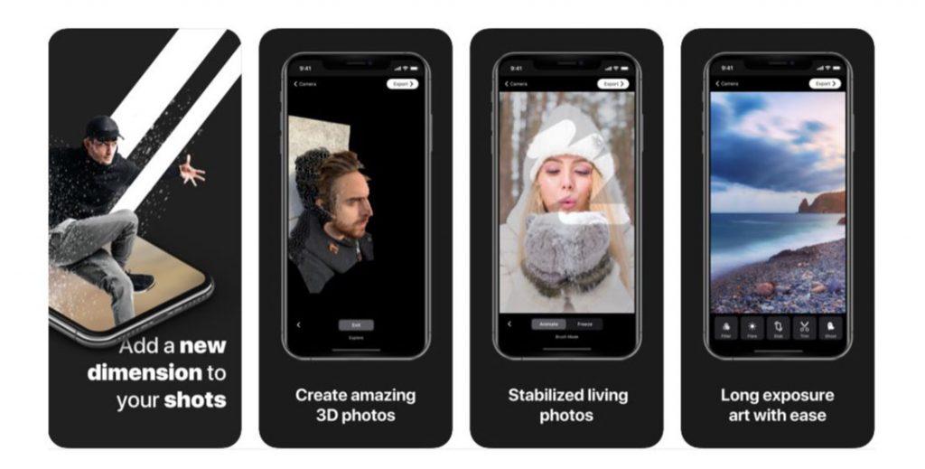 Loopsie Cinemagraph App