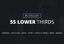 Lower third
