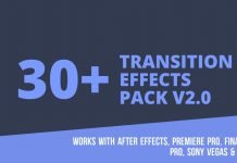 Best Collection Of Adobe Premiere Pro Transitions Plugins