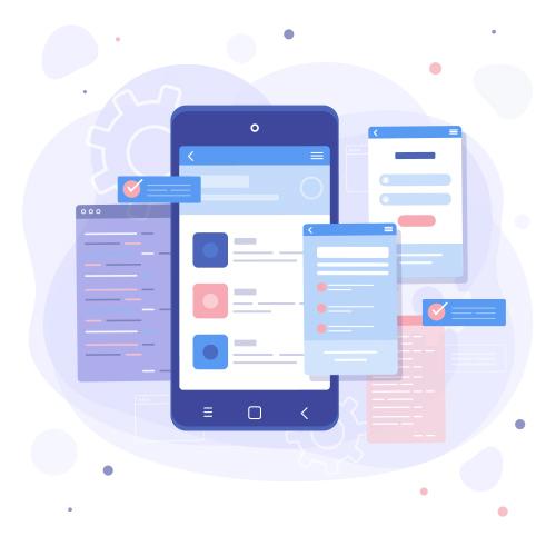 Liquid web mobile optimization