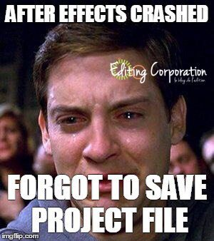After Effects Memes