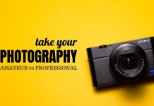 how to become professional photographer