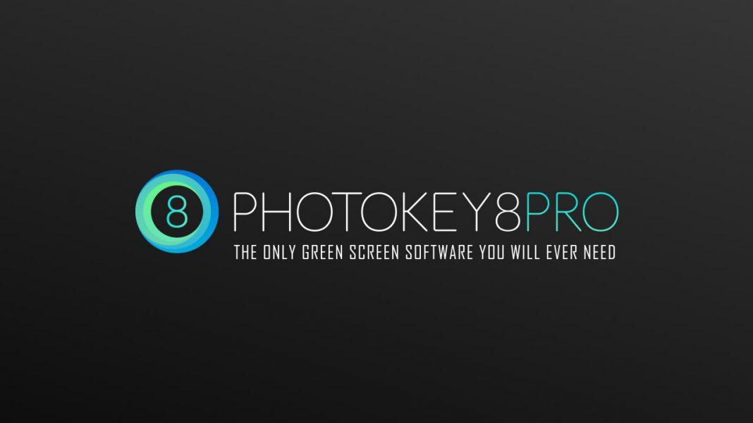 photokey 8 pro - green screen software cover