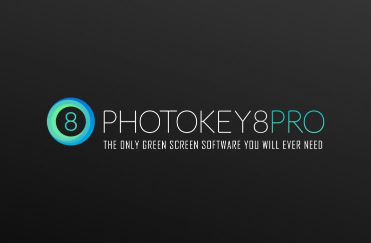 photokey 8 pro - green screen software cover