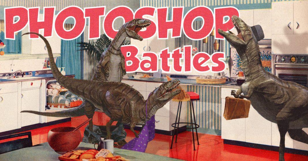 photoshop battles - best of 2016