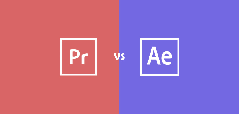 premiere pro vs after effects