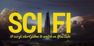 scifi short films