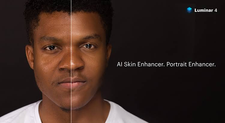 Luminar AI Skin Enhancer and Portrait Enhancer