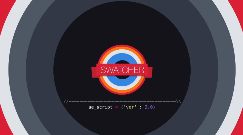 Swatcher After Effects Scripts