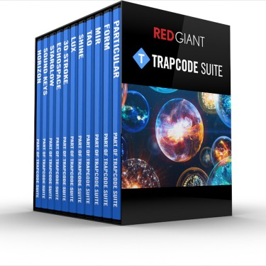 Trapcode suite 15 - RED GIANT YEAR END SALE