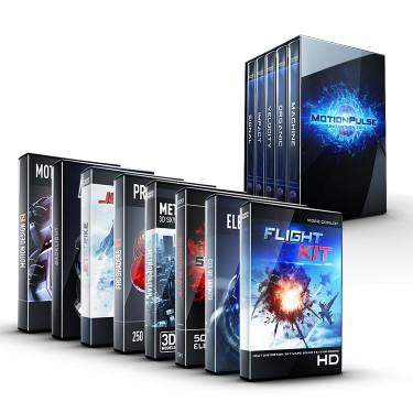 Video Copilot Ultra Studio Bundle - 50% off black Friday sale