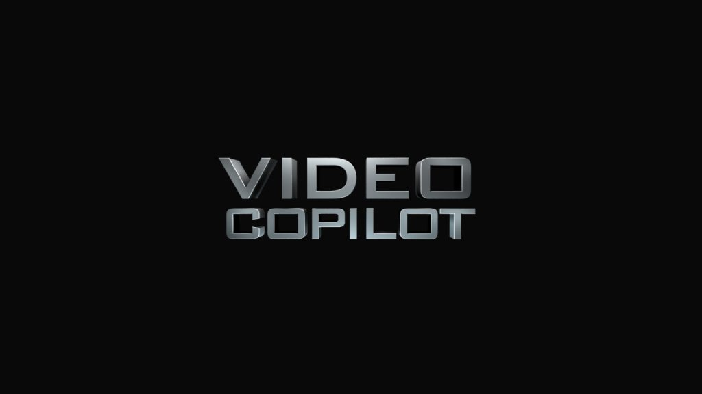 VideoCopilot After Effects Tutorial
