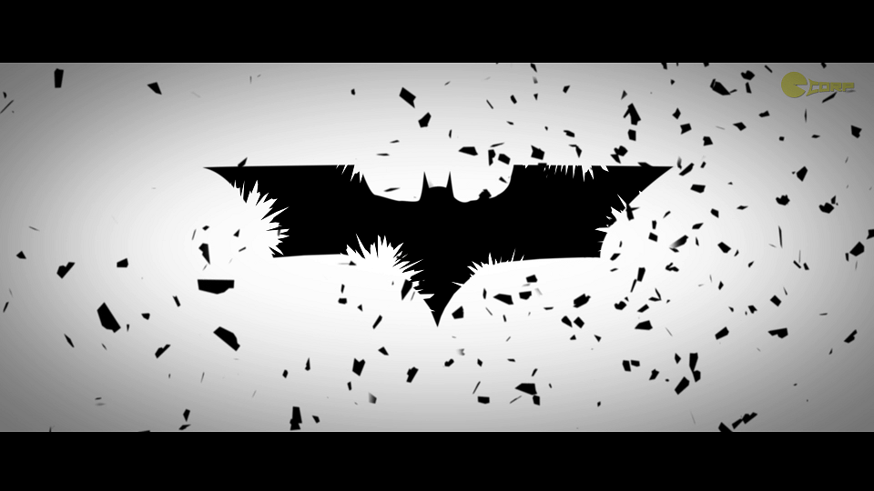 batman the dark knight after effects template